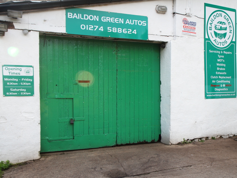 BaildonGreenAutos